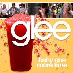 #Glee - Baby One More Time