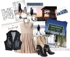 """Lust for Life x Madison Harding"" by anne-symanski-goranson ❤ liked on Polyvore"