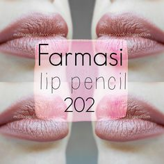 mela-e-cannella: Farmasi lip pencil - 202