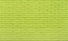 parede de tijolo verde Foto gratuita