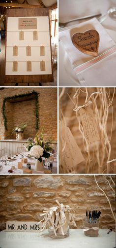 Country Farm House Wedding Decorations {featured on RMW}