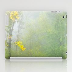 Deep forest iPad Case by Guido Montañés - $60.00