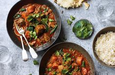 Put your slow cooker to good use with a rich slow cooker lamb curry, paced with tender meat and plenty of veg. See more Slow cooker recipes at Tesco Real Food. Slow Cooker Curry, Best Slow Cooker, Slow Cooker Recipes, Cooking Recipes, Healthy Recipes, Lamb Recipes, Meal Recipes, Slow Cooking, Recipes Dinner