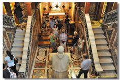 Sacra Culla, Santa Maria Maggiore, Rome by mengxu, via Flickr