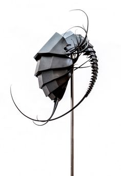 Mylinh Nguyen metal sculpture