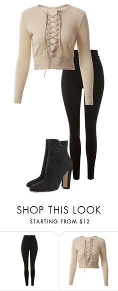 """""""Untitled #148"""" by juliapilzs on Polyvore featuring Topshop"""