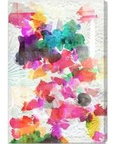 "Mercury Row Arcelia ""Inside Her Eyes"" Painting Print on Canvas 1"