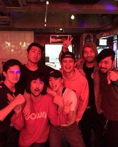 Japan squad (ctto) James Reid, Nadine Lustre, Squad, Japan, Okinawa Japan, Layering, Manga