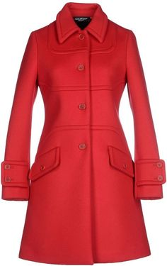 Red Coat ▶suggested by ~Sophistic Flair~