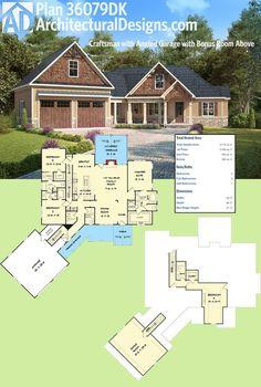 plan 23253jd dramatic craftsman home plan craftsman