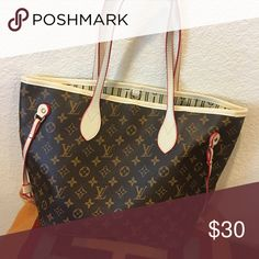 Knock Off Louis Vuitton Purse! Brand New $30 Super Cute! Bags Totes