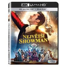 Shop The Greatest Showman [Includes Digital Copy] Ultra HD Blu-ray/Blu-ray] at Best Buy. Find low everyday prices and buy online for delivery or in-store pick-up. Dance Numbers, Music Score, The Greatest Showman, Hugh Jackman, True Facts, Soundtrack, Good Movies, Cool Things To Buy, Musicals