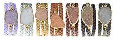 AlexandraBeth Duzy Wrap Bracelets