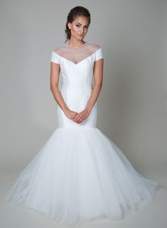 Heidi Elnora Wedding Dress Collection | Bridal Musings Wedding Blog 13