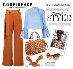"""""""STYLED BY LIZ"""" by elizabethhorrell ❤ liked on Polyvore featuring STELLA McCARTNEY, WithChic and Derek Lam"""