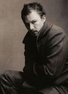 Heath Ledger by Annie Leibovitz