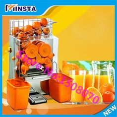 Find More Juicers Information about Commercial 110 v/220 v fruit orange juicer machine , Industrial automatic 2000 E 2 juice extractor,High Quality machine folders,China machine rope Suppliers, Cheap extractor juicer from Chinese Factory Outlet Store on Aliexpress.com