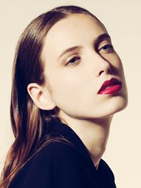 Photographer : Roberto Cifuentes  Make-Up / Hair : Jay Kwan  Model : Denija Sarkanbikse @ Women Management Paris