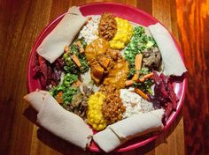 Vegan Bunna Cafe Finds a Home for Some of NYC's Best Ethiopian