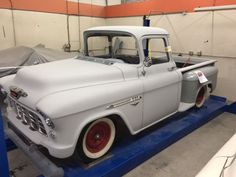 1955 Chevy pick up truck