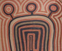 Ronnie Tjampitjinpa est l'un des peintres aborigènes australiens les plus connus.