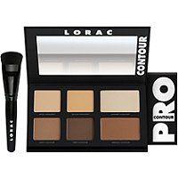 Lorac - PRO Contour Palette with Contour Brush in  #ultabeauty