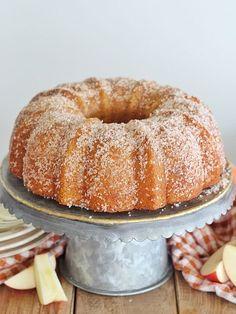 Pumpkin Pie Cake, Pumpkin Cake Recipes, Apple Recipes, Fall Cake Recipes, Spice Cake Recipes, Dessert Cake Recipes, Food Cakes, Cupcake Cakes, Mini Desserts