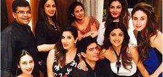 Designer Manish Malhotra 50th Birthday Party Photos - Latest Bollywood Celebs Pics - http://www.nrigujarati.co.in/Topic/4269/1/designer-manish-malhotra-50th-birthday-party-photos-latest-bollywood-celebs-pics.html