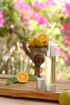 Natural Homemade Perfumes  Scented Water