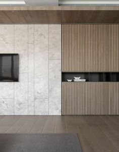 ° Let's meet the differentiated sense with Ulsan Interior THE_K, Tamba Board … – Typical Miracle Wall Cladding Interior, Wall Cladding Designs, Interior Walls, Modern Interior, Home Interior Design, Feature Wall Design, Tv Wall Design, Tv Wall Decor, Entryway Decor