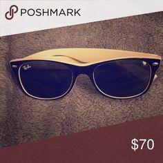 Ray Ban Sunglasses Like new Ray-Ban sunglasses Ray-Ban Accessories Sunglasses