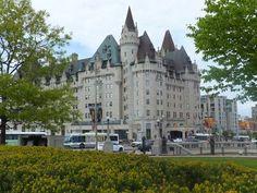 Stay at a fairy-tale castle - Château Laurier Fairytale Castle, Canada Travel, Ottawa, Cool Kids, Building, Fun, Voyage, Buildings, Canada Destinations
