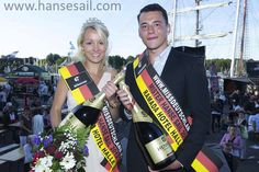 Miss and Mister Hanse Sail Rostock 2012
