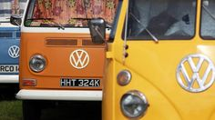 The Volkswagen Type 2 has been taken out of production after over thirty years.