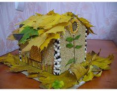 Поделки на золотую осень для детсада