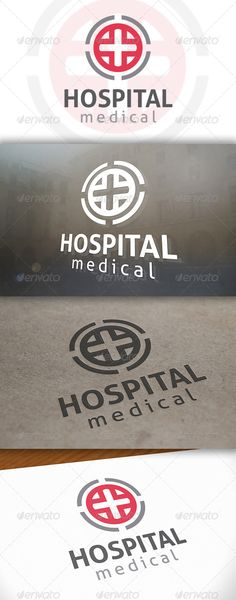 Medic Logo — Vector EPS #medicine #clinic identity • Available here → https://graphicriver.net/item/medic-logo/6610545?ref=pxcr