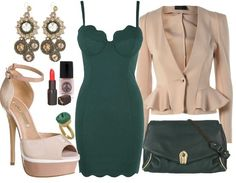 Curves - Party Outfit - stylefruits.co.uk