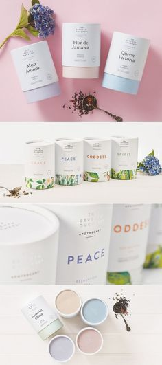 Elegant Tea Brand The Seventh Duchess Gets a Subtle Makeover — The Dieline | Packaging & Branding Design & Innovation News