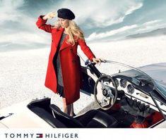 Tommy Hilfiger .. et Alfa Romeo