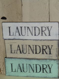 LAUNDRY ROOM SIGN / sign for laundry room