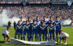 """Equipazo""   Vélez Campeón Torneo Inicial 2012"