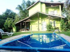 Sobrado Beija-flor Verde, PRAIA, PISCINA, churrasqueira.Imóvel para temporada em Boiçucanga da @homeaway! #vacation #rental #travel #homeaway