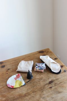Zero waste period supplies | Litterless Plastic Pouch, Menstrual Cup, Tea Blends, Folded Up, Zero Waste, Period, Simple