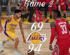 Final from Staples center in game 2FOLLOW MY MADDEN18GAMEPLAY ACCOUNT:MADDENESPORTSFOLLOW MY NASCAR GAMECLIP ACCOUNT:NASCARESPORTS#2k #2ksports #esports #nba #basketball #gamer #hoops #gaming #xboxone #xbox #shot #dreams #game #basketballfan #dontstopmenow #kyrieirving #layup #score #losangeles #houston #lakers #rockets #lakersvsrocketsesports