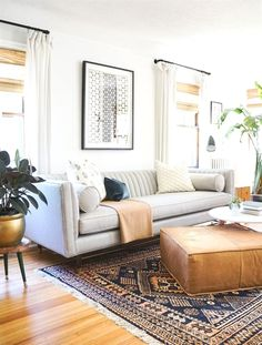 Find out why modern living room design is the way to go! A living room design to make any living room decor ideas be the brightest of them all. Living Room Interior, Home Living Room, Apartment Living, Living Room Designs, Bedroom Designs, Living Area, Child Friendly Living Room, Gray Couch Living Room, Interior Livingroom