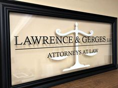 Lawyer Gift Gifts for Lawyers Lawyer Art Lawyer Office
