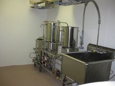 home brewing rooms - Google Search