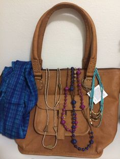 Noonday collection leather tote