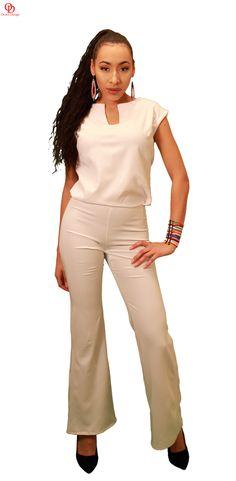 Wide leg pants Jumpsuit - oriwo-design.de