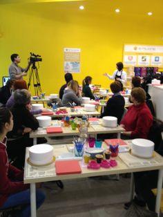 Al via i corsi di cake design presso il nostro concept store di Este (PD). Continua a seguirci per tutte le novità www.emilione.it